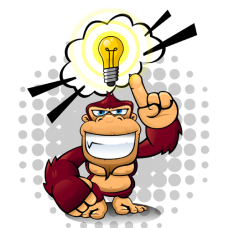 logomonkey-cartoon-monkey-idee