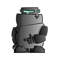 cartoontjes-cartoon-robot