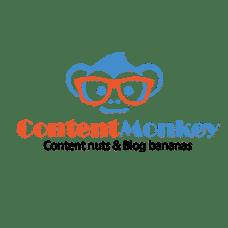 content-monkey-vector-logo