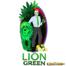 lion green likeur
