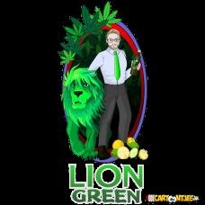 lion green likeur