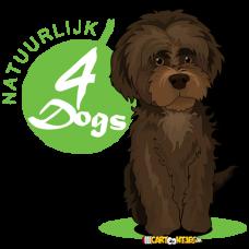 Natuurlijk4dogs.nl logo