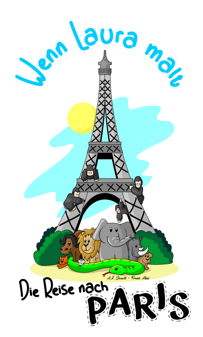 Laura - de reis naar parijs