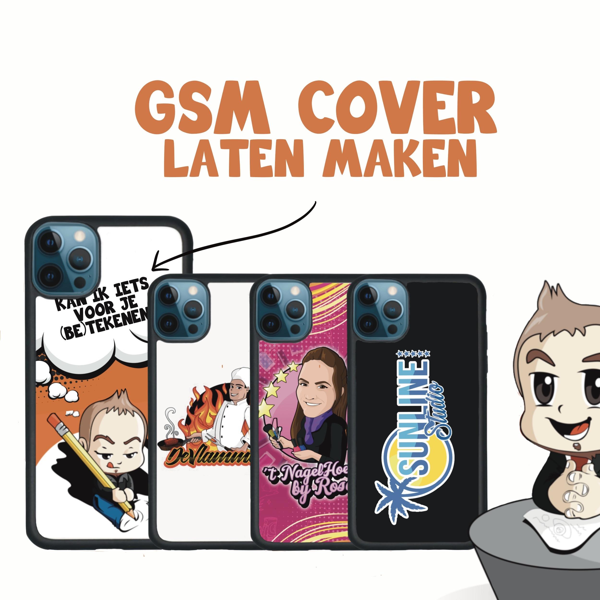 gsm cover laten maken